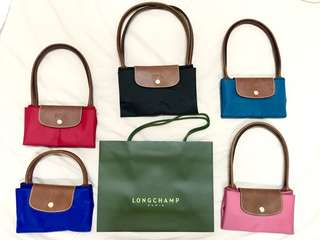 100% Authentic Longchamp