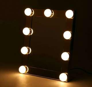 Vanity Bulb Mirror