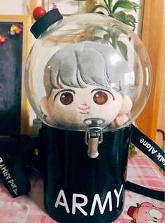 BTS Army Bomb Case Doll Bag