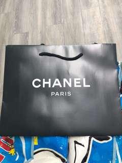Chanel 紙袋 (中size)