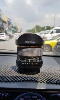 samyang fish eye