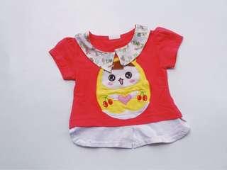 PL.ANM - 16 baju anak perempuan preloved