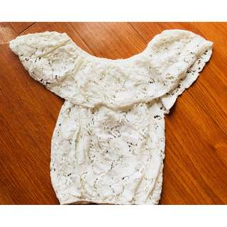 LACE sexy tops for kids