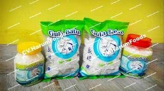 Gula Batu Kristal Kecil 1 kg