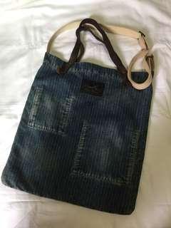 Hysteric Glamour - Denim Tote Bag