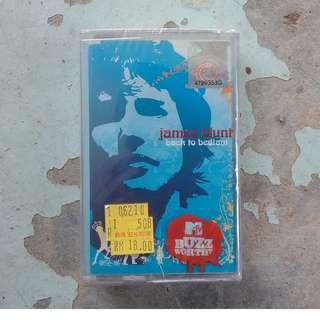 James Blunt - Back To Bedlam (Cassette)