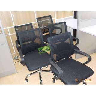 Clerical Chairs_Office Furniture-Partition*Staff Chairs