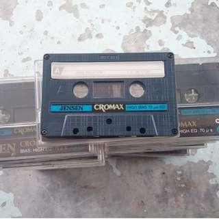Jensen Cromax Type II (Cassette)