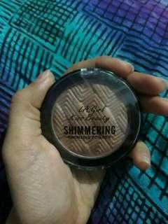 LA Girl Shimmering Bronzer