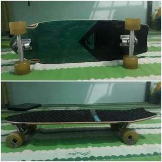 Quicksilver & Globe Skateboards