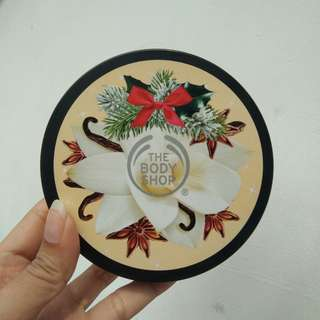 The Body Shop - Vanilla Chai Body Butter