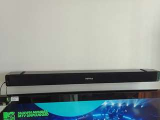 3 months old Bluetooth Sound Bar for sell at SGD100
