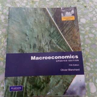 Macroeconomics Updated Editions