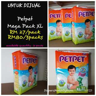 PetPet XL (Tape Type)
