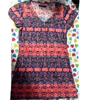 FROM US BN lengthy blouse