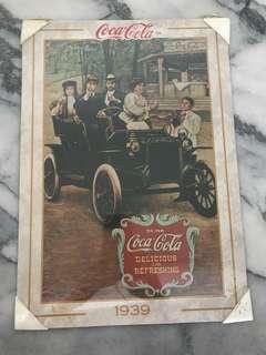 Coke Tin Poster