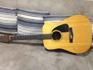 Fender Gemini II 90's Acoustic Guitar