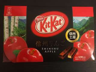 日本kit Kat chocolate