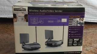 Wireless Audio/Video Transmitter