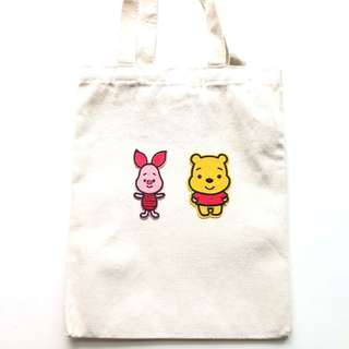 Customise Design your own canvas tote
