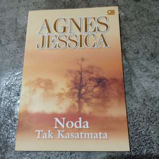 Novel NODA TAK KASATMATA