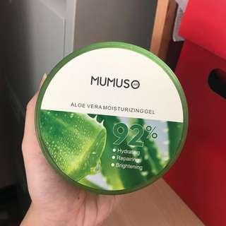 Aloe Vera Moisturizing Gel (Mumuso)