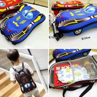 CARS backpack hard case