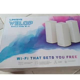 Linksys WHW0303 VELOP Whole Home MESH WI-FI System (2-pack)