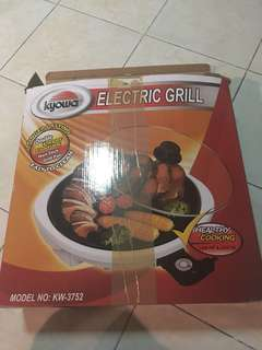 Affordable kyowa electric griller model 3752 in quezon city