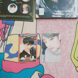EXO | Kai photocard