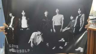 Bts tear album poster