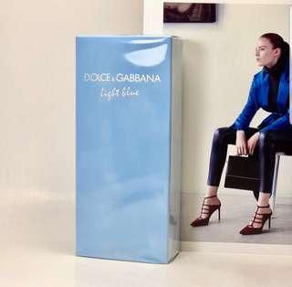 Parfume Dolce & gabbana 100ml (segel)