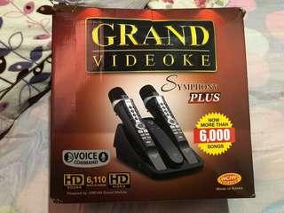 Grand Videoke Symphony