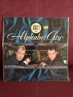 ABC vinyl LP Alphabet City