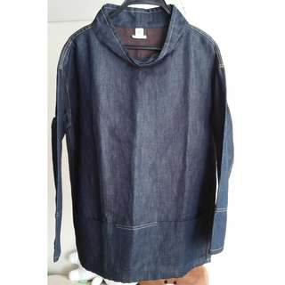 HERMES Denim Top