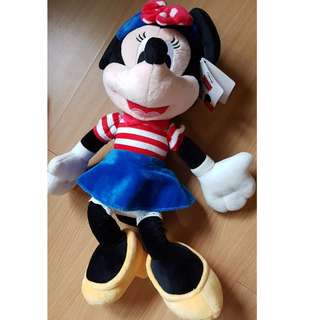 Brand New Minnie Mouse Stuffed Toy