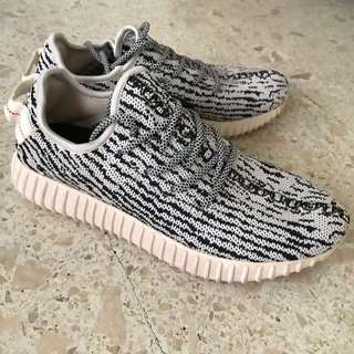 Preloved Yeezy Boost Turtle Dove