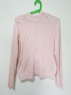 Uniqlo Baby Pink Jacket