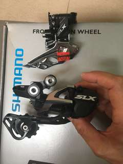 Shimano FD SLX M676