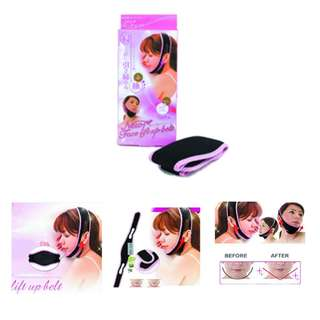 Face Lift Up Belt Penirus Wajah