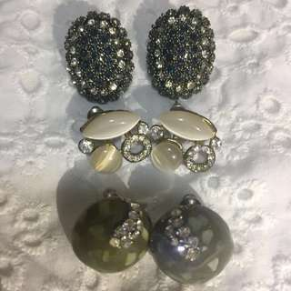 (ALL) Vintage-Inspired Earrings