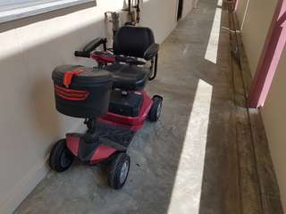 QUICK SALE Mobility Scooter