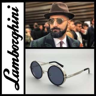 Conino Lamborghini TL595 round sunglasses 太陽眼鏡