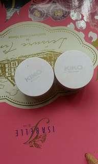 Kiko eyeshadow  x2