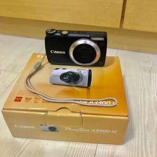 Canon A3300 IS 數位相機