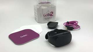 GoBe HEALBE fitness tracker