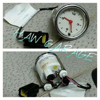 MINI mpi clock