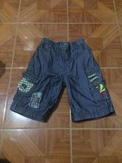 Black shorts for kids