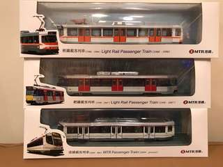 MTR LRT 港鐵 1988至現在 三代輕鐵