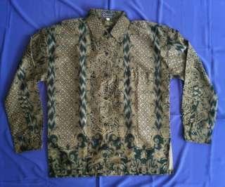 Batik Lengan Panjang Keren